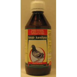 GOŁĄB-KARNITYNA 250 ML